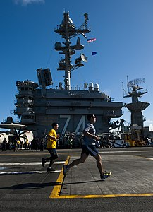 US Navy 120212-N-OY799-050 Sailors participate in the Coronado Valentine's Day 10K Run.jpg
