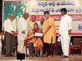 Ugadi puraskars of Kinnera Art Theatres 09.jpg
