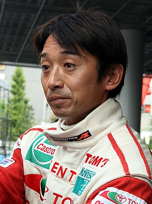 Ukyo Katayama - Katayama in 2008