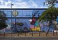 Un mural en la calle José Calama en Mariscal Sucre, Quito, Ecuador.jpg