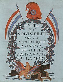Liberté égalité Fraternité Wikipedia