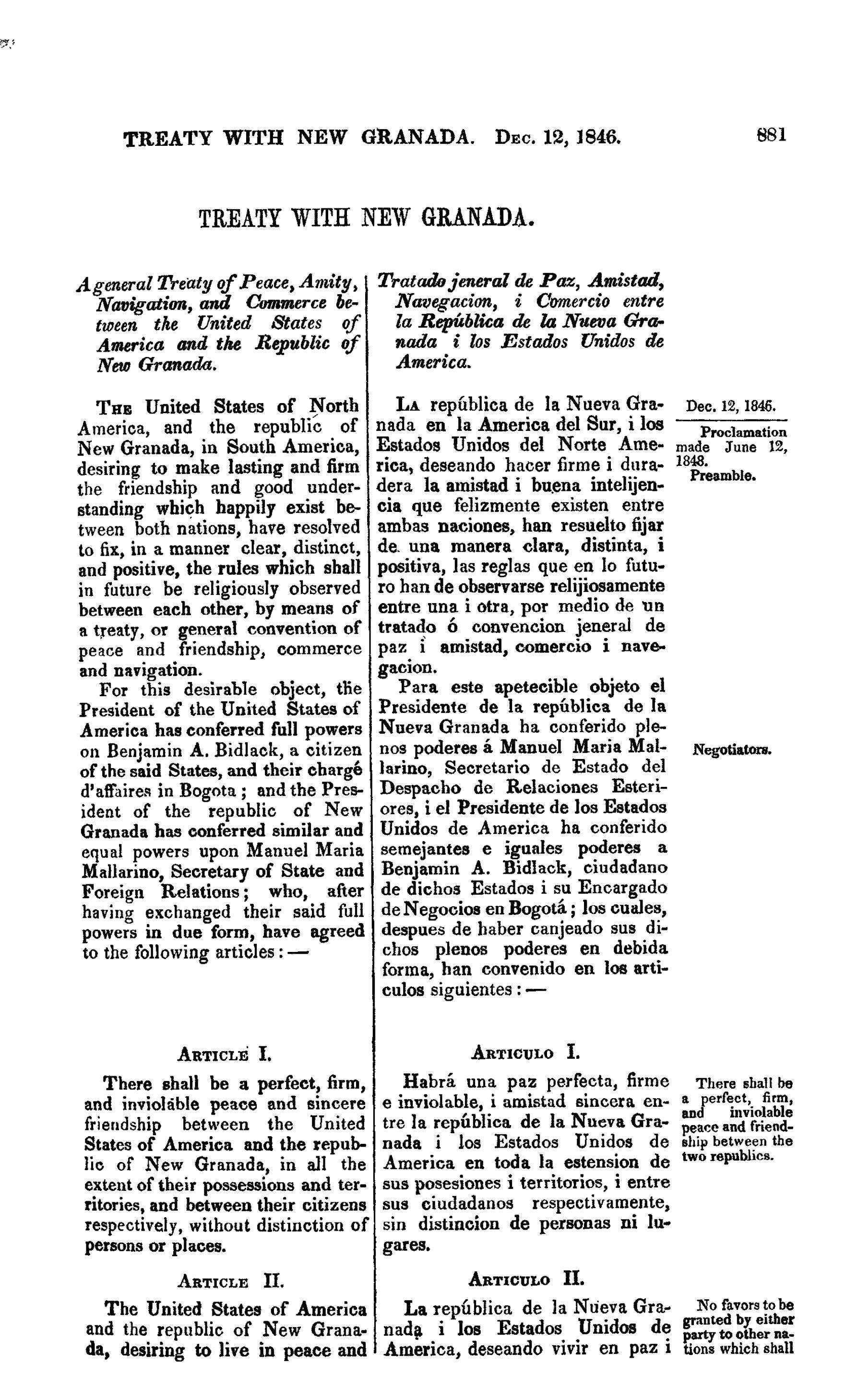 Panama–United States relations