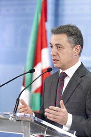 Basque Government - Urkullu lehendakaria 1