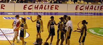Union Sportive Valenciennes Olympic - Squad in 2007.