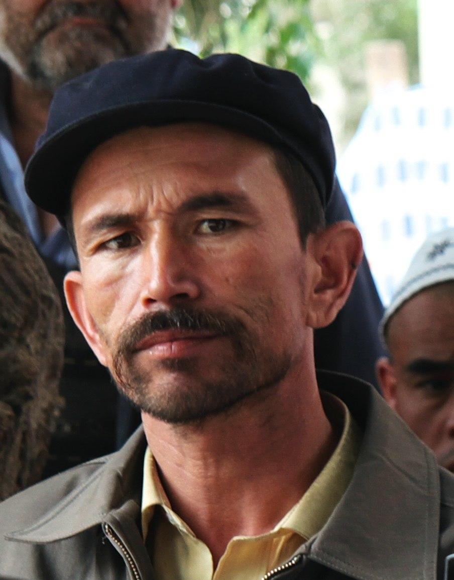 Uyghur man Yarkand