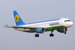 Uzbekistan Airways A320-200 UK-32020 DME Nov 2012.png