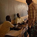 VOA MALI ELECTIONS Polling station 29apr07.jpg
