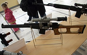 VSS Vintorez Conscript day in Moscow 2009 02.jpg