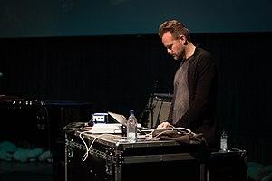 Valgeir Sigurðsson - Valgeir Sigurðsson performing at PopTech in Reykjavík, Iceland in 2012