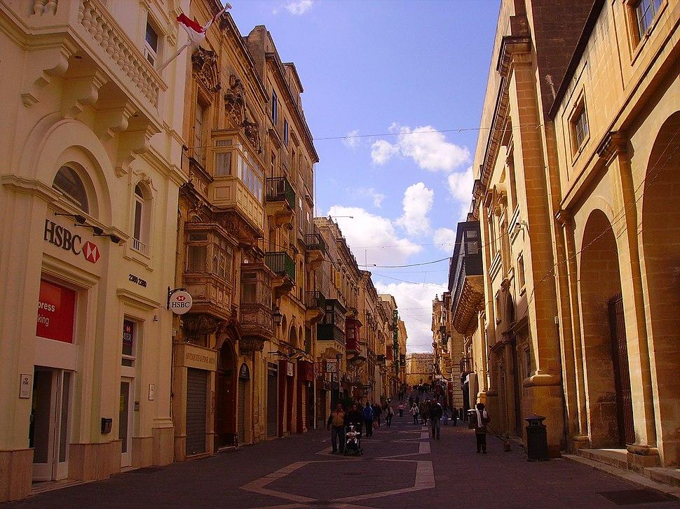Valletta Altstadt 4
