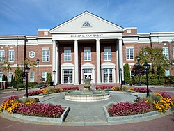 Piedmont Community College >> Central Piedmont Community College Wikipedia