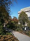 Van Vorst Park Historic District
