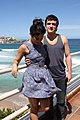 Vanessa Hudgens and Josh Hutcherson (6718750681).jpg
