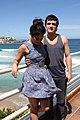 Vanessa Hudgens and Josh Hutcherson (6718750681).jpg