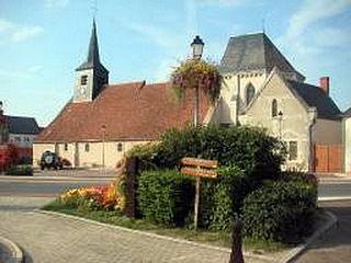 Varennes-Changy Commune in Centre-Val de Loire, France