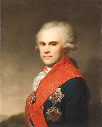 Targowica Confederation - Russian general Vasili Stepanovich Popov, author of text of confederation