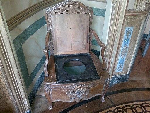 宮殿 トイレ ベルサイユ