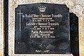 Velden Gedächtnisweg Friedhof Grabstein Familie von Stummer Traunfels 31012018 2647.jpg