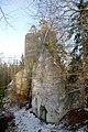 Velden am Wörther See Köstenberg Hohenwartweg Burgruine Hohenwart 06012007 51.jpg