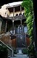 Venezia, Palazzo Fortuny - Ingresso e scala - Foto Giovanni Dall'Orto, 6-Aug-2006a.jpg