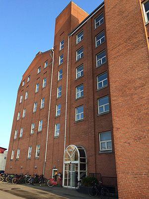 Danish Maritime Authority - Former head office