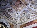Vestibolo quadrato, con affreschi di daniele da volterra e girolamo da carpi, 01.JPG