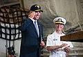 Vice President Joe Biden salutes the crew of USS Freedom (9394670756).jpg