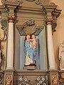Vierge à l'Enfant. Chapelle du château.jpg