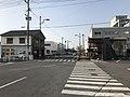 View in front of Yanagigaura Station.jpg