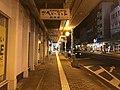 View near Hamada Station at night 2.jpg
