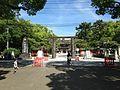 View of Hakozaki Shrine.JPG