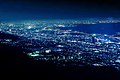 Night view of Kobe, Hyogo