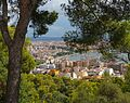 View of Palma Harbor from Bellver Castle - panoramio.jpg