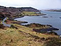 View towards Dunvegan Castle - geograph.org.uk - 1126220.jpg
