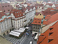 Views from Old Town town hall-Franz Kafka in Prague-House at the Minute.jpg