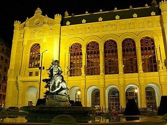 Vigadó Concert Hall - Image: Vigadó