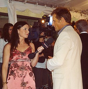 Viggo Mortensen - Interviewed by eTalk Daily at the 2005 Toronto International Film Festival, for A History of Violence