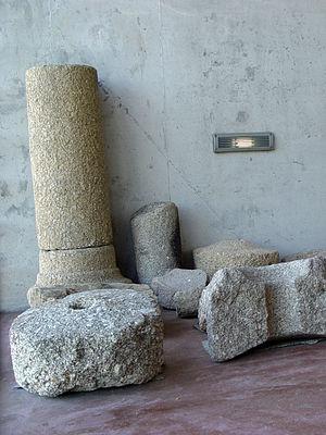 Roman Villa of Sendim - Image: Villa Romana 5