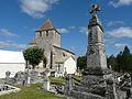 Villefranche-de-Lonchat église et cimetière (1).JPG