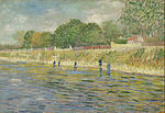 Vincent van Gogh - Bank of the Seine - Google Art Project.jpg