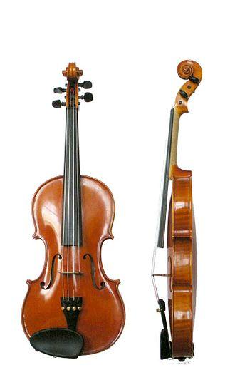 Violin family - Image: Violin VL100