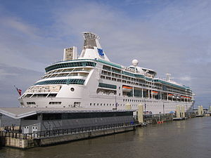 Vision of the Seas at Liverpool Cruise Terminal, 2012-05-17 (1).JPG