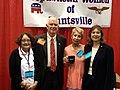 Visiting Republican Women of Huntsville at the Space & Missile Defense Symposium (9506428858).jpg
