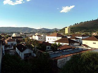 Santa Rita do Sapucaí Municipality in Southeast, Brazil