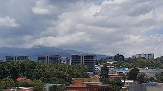 Curridabat (canton) canton in San José province, Costa Rica