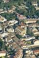 Vista del centre de Cardedeu des de aire.JPG