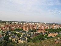 Vista general de Barbastro (Huesca).JPG