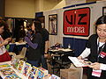 Viz Media at WonderCon 2009.JPG