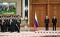 Vladimir Putin and Gurbanguly Berdimuhamedow (2017-10-02) 03.jpg