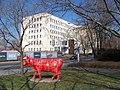 Voctářova, kráva u Koželužské.jpg